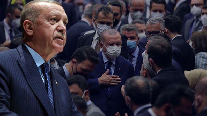 Erdoğan: Türkiye'yi felaketten medet uman zihniyetin eline bırakamayız