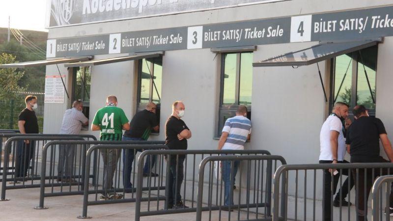 Samsun maçı biletleri satışta
