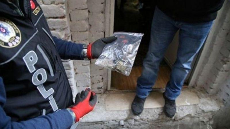 Kocaeli'de son bir haftada 13 zehir taciri tutuklandı