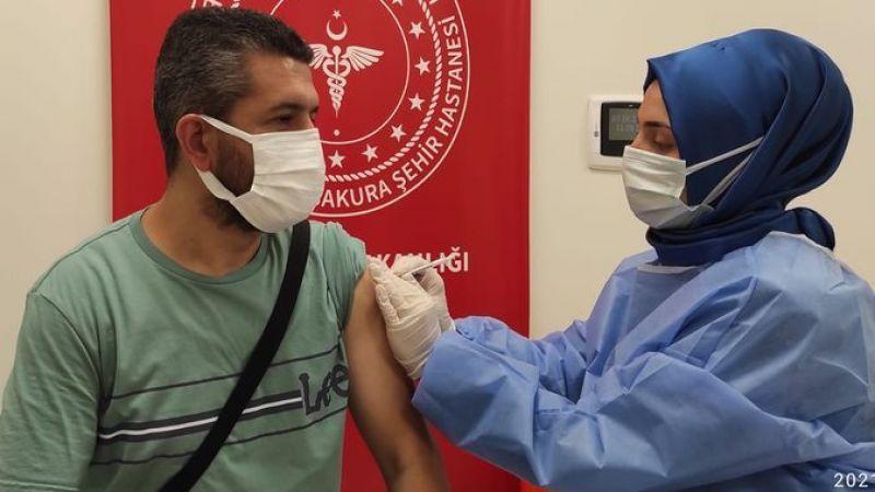 Öğretmenlerin yüzde 83'ü aşı oldu