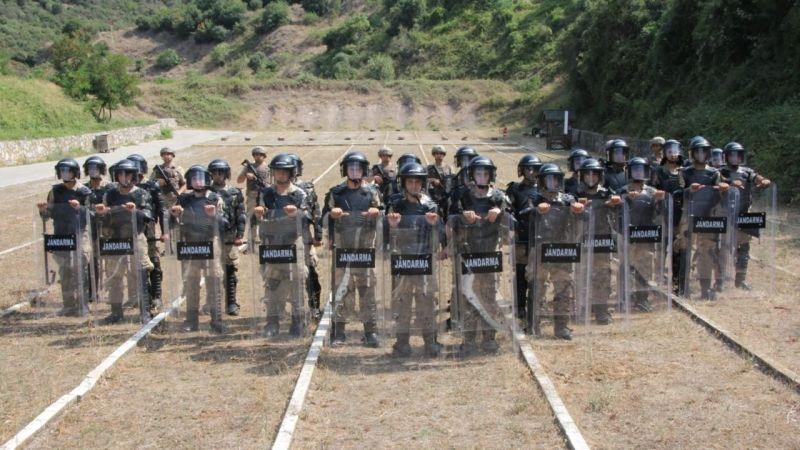 Kağanlar işbaşında! Kocaeli'de Jandarma Asayiş Komando Bölüğü kuruldu