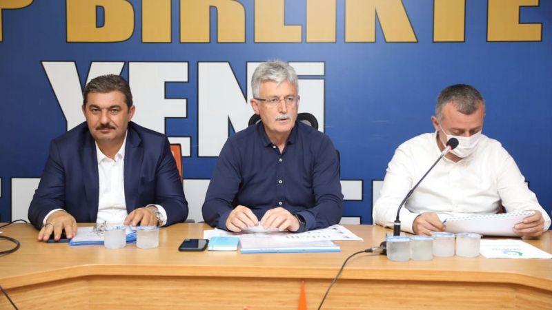 """Ellibeş: """"Bizim sahadaki gücümüz mahalle başkanlarımız"""""""