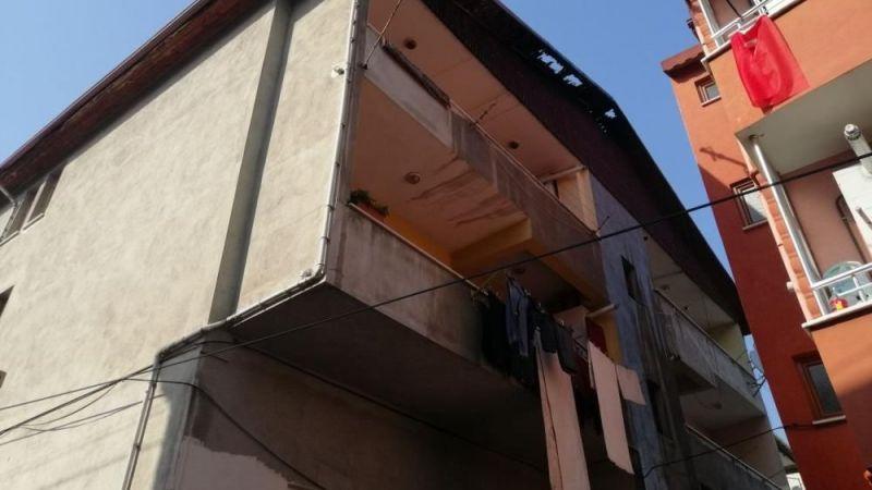 Komşunun dikkati felaketi önledi