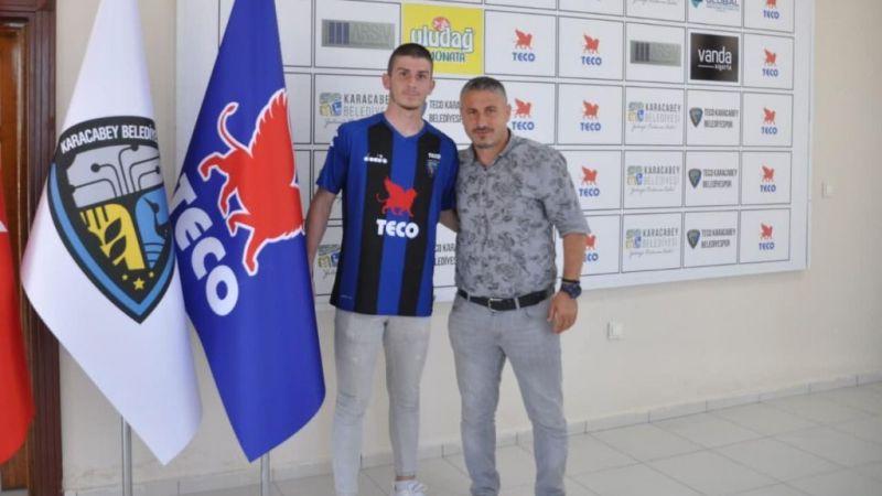 Miraç Can Yavuz Karacabeyspor'da