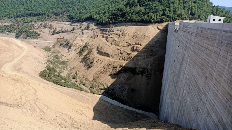 İhsaniye Barajı'nda bu kış su tutulacak