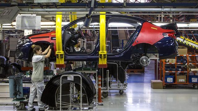 Türkiye'deki araçların yüzde 41'i Kocaeli'de üretiliyor