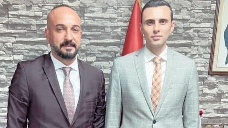 MHP'de il başkan vekili Murat Demirbaş oldu