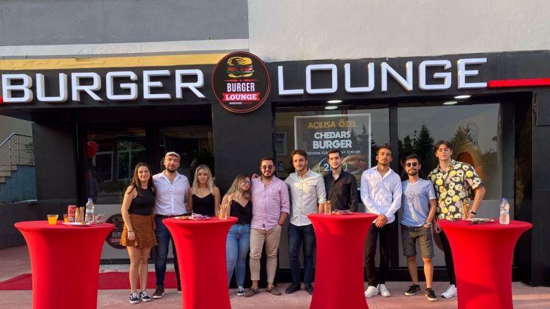 Burger Lounge Derince'de açıldı