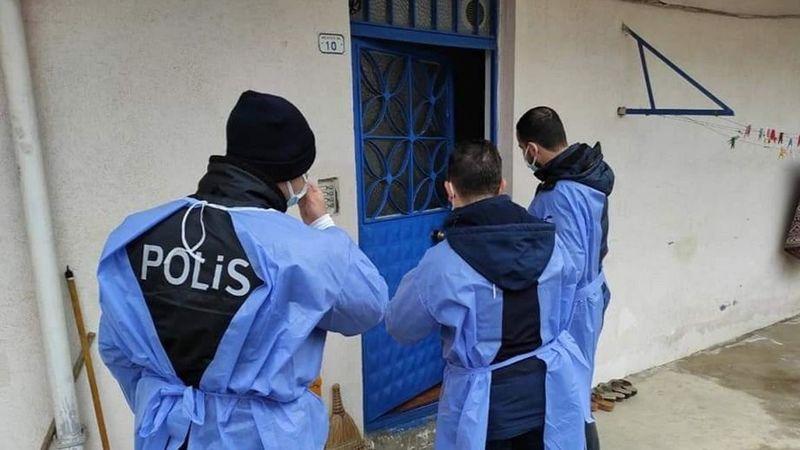 Kocaeli'de karantinadan kaçan 18 kişi yakalandı