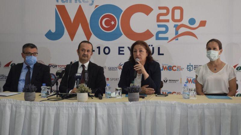 Dünya Gençler Oryantiring Şampiyonası Kocaeli'de düzenlenecek