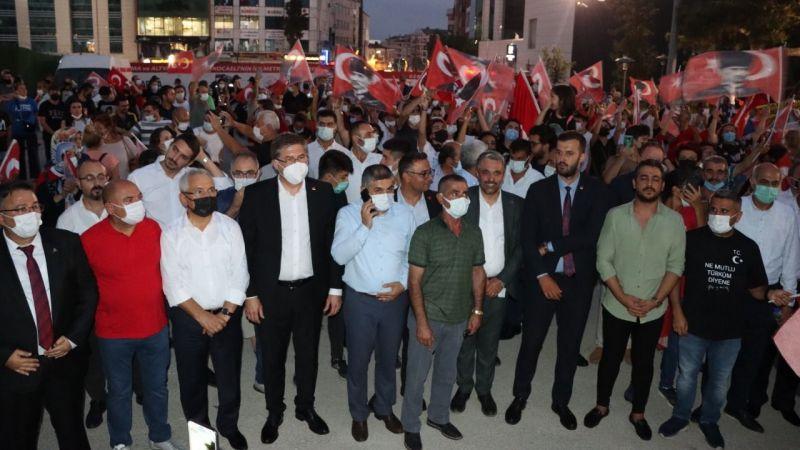 CHP, Gebze'de kutladı