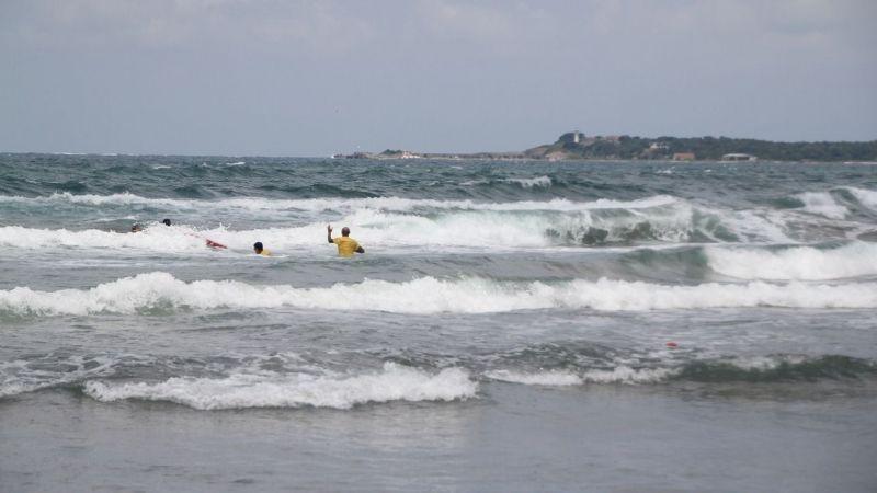 Kocaeli sahillerinde 130 kişi boğulmaktan kurtarıldı