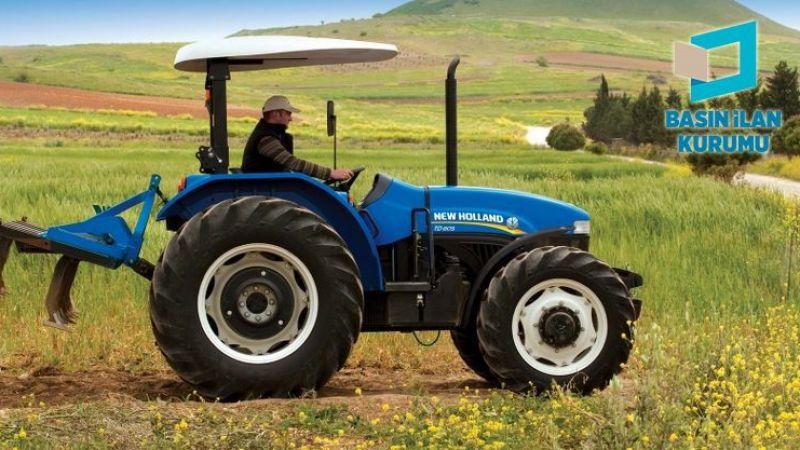 Kocaeli'de icradan satılık traktör