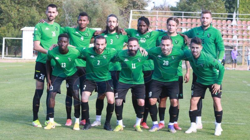 Kocaelispor, U19 takımıyla prova yaptı: 4-0
