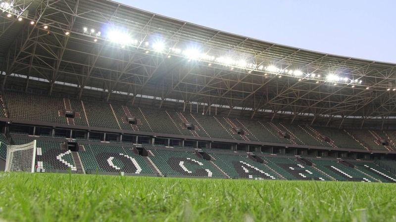 Stadyuma girişte yeni önlem