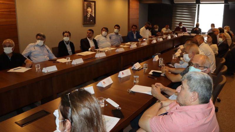 CHP'li meclis üyeleri bütçe görüşmelerine hazırlanıyor