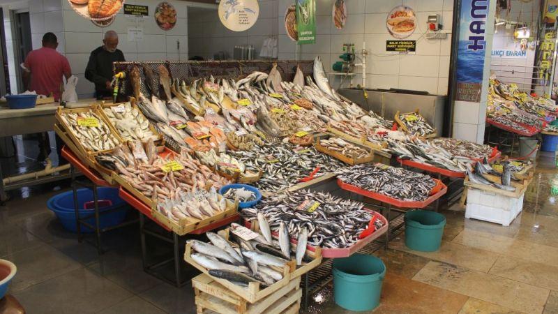 Balıkhan'da fiyatlar aşağı yönlü