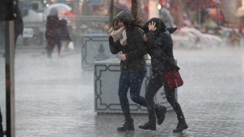 Meteoroloji'den Kocaeli için kuvvetli fırtına uyarısı!