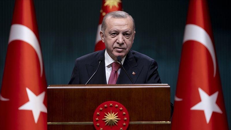 Cumhurbaşkanı Erdoğan milli gelir hedefini açıkladı: 1 trilyon dolar