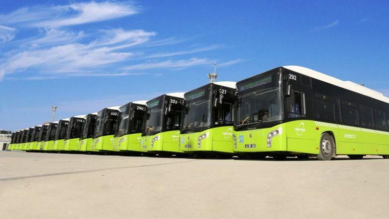 Büyükşehir 90 otobüs daha alacak