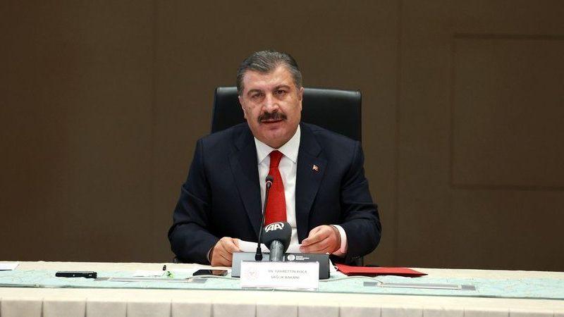 Bakan Koca'dan kritik açıklamalar: Mu varyantı Türkiye'de