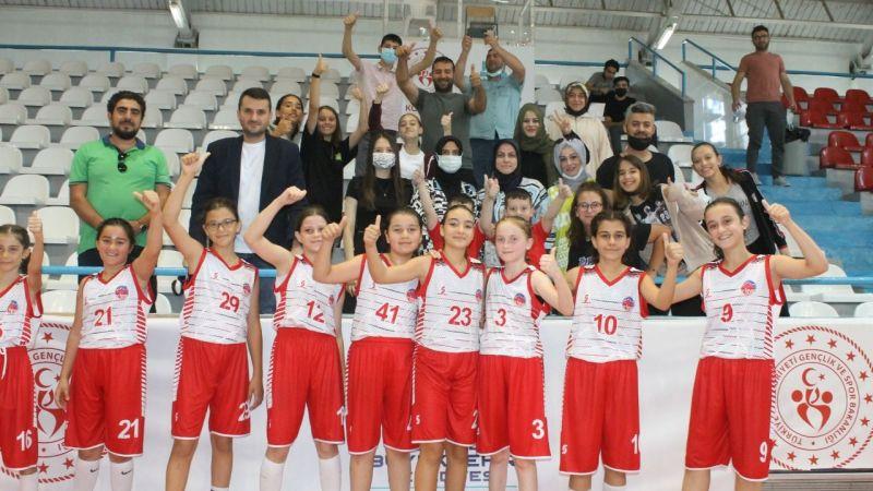 Yaz Basketbol Ligi'nde ikinci yarı başladı