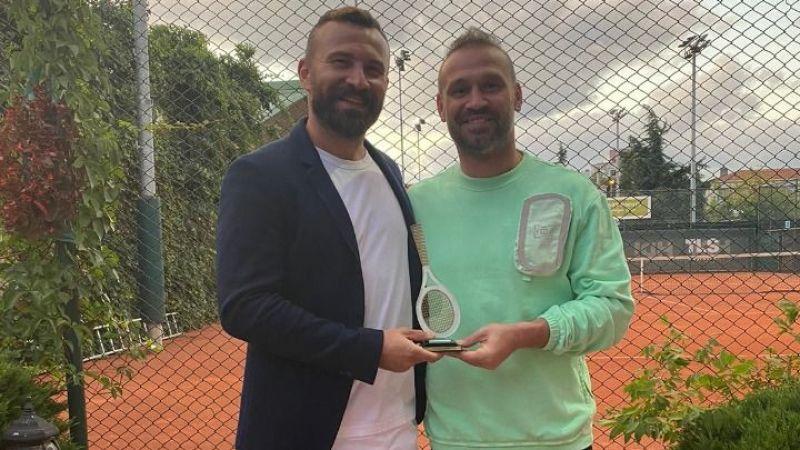 Mehmet Öztonga şampiyon oldu