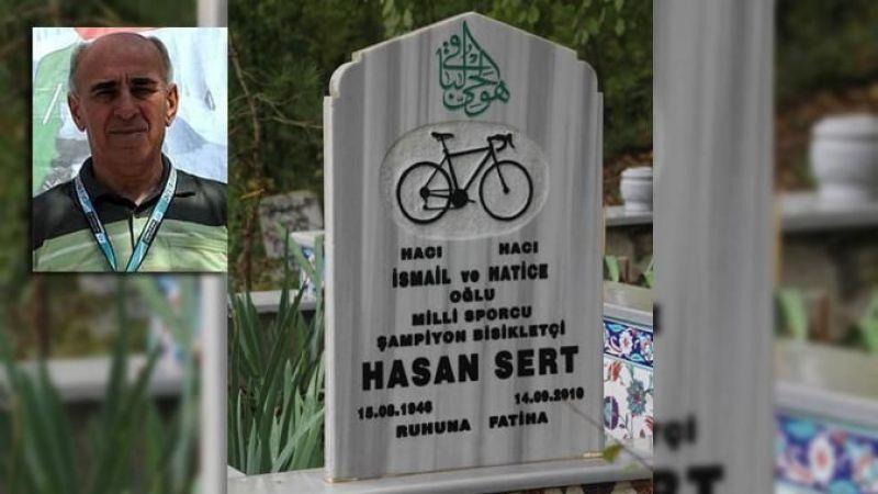 Bisikletin efsane ismi Hasan Sert pazar günü anılacak