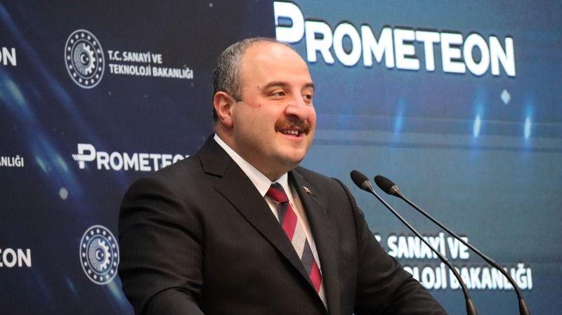 Bakan Varank: 'Ülkemizi kritik teknolojilerin pazarı değil, üreticisi yapacağız'