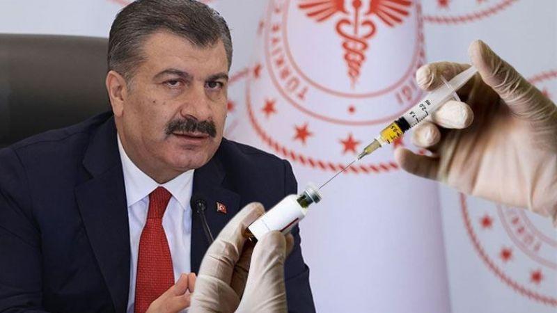 """Bakan Koca: """"100 milyonuncu doz aşı Kocaeli'de yapıldı"""""""