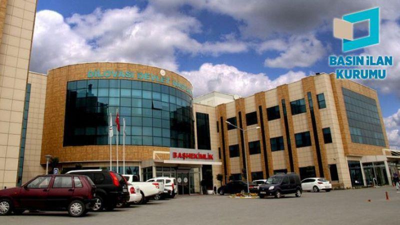 Devlet hastanesinin kantini kiraya verilecek