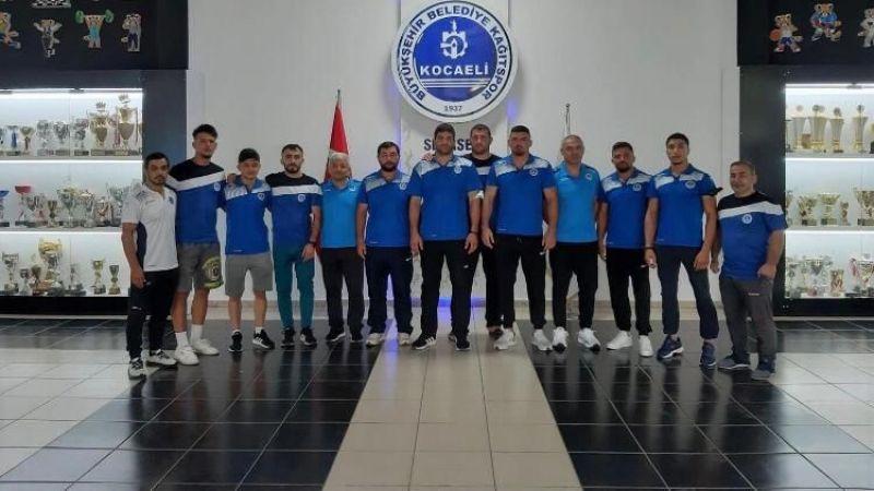 Kağıtspor serbest güreşte Süper Lig 5'incisi oldu