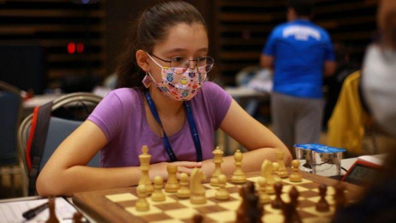 Gebzeli Ecrin milli takım satranç takımında
