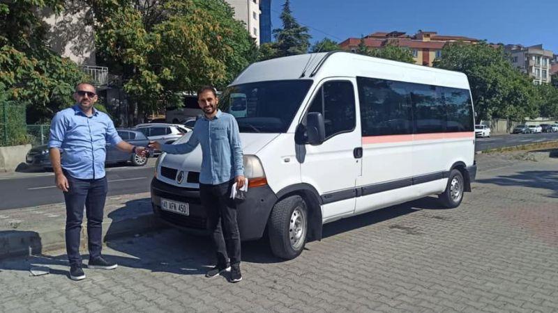 Bekirderespor'a yeni araç