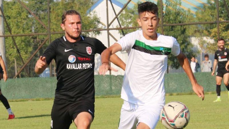 Kullarspor, gençleri yendi: 2-4