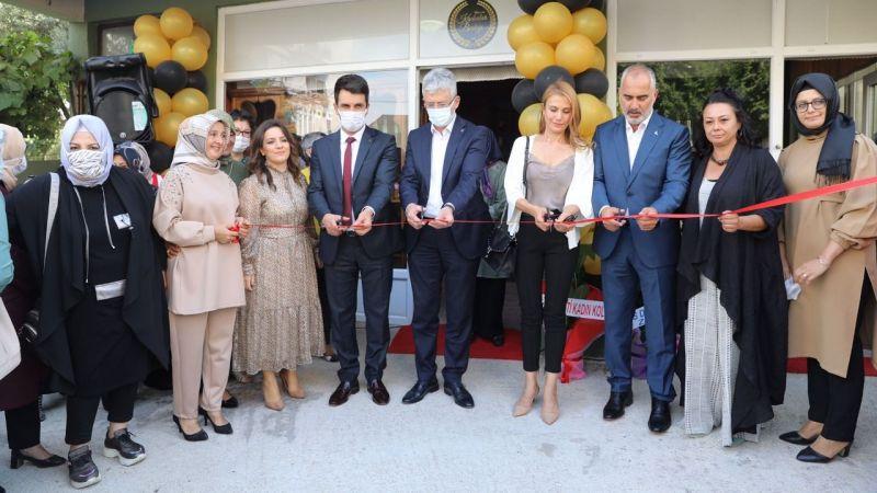 Heybe Kadın Kooperatif Merkezi törenle açıldı