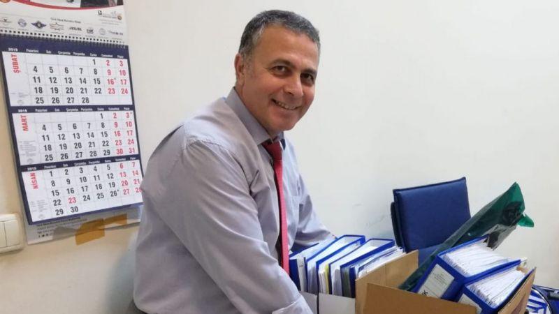 İl Seçim Kurulu Müdürü Aksoy, Samsun'a atandı