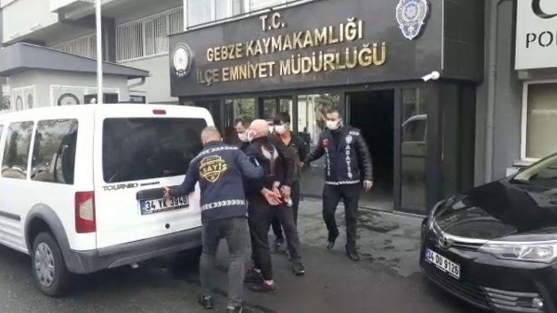 Cinayet şüphelileri tutuklandı