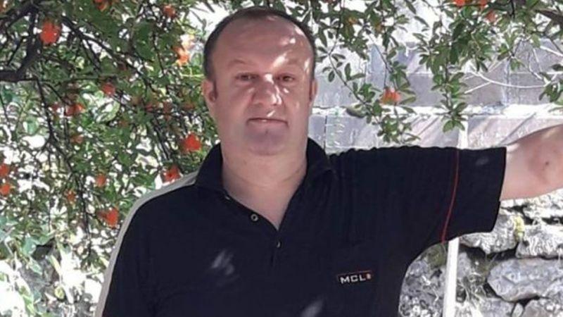 Belediye personelinin üzen ölümü