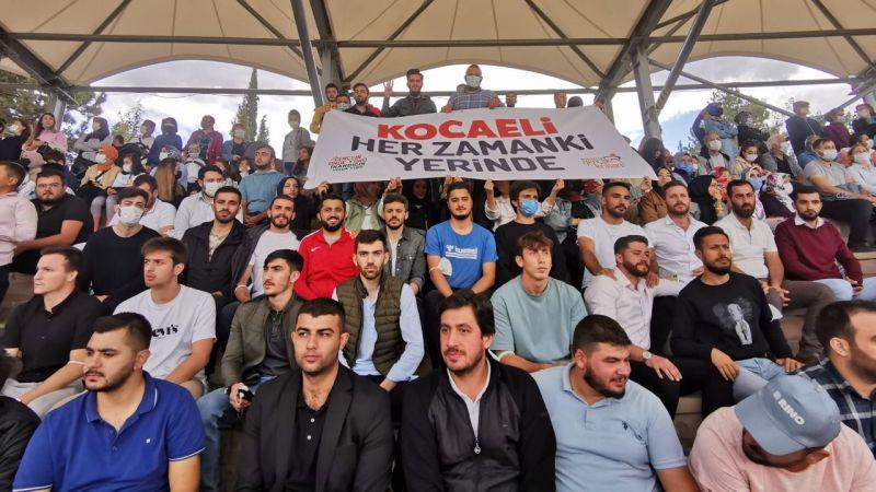 AK Gençlik Yörük Şenlikleri için Söğüt'te