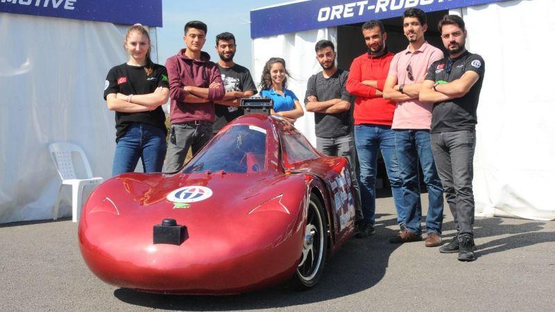 Bilişim Vadisi'nde hem elektrikli hem otonom araçlar yarışacak
