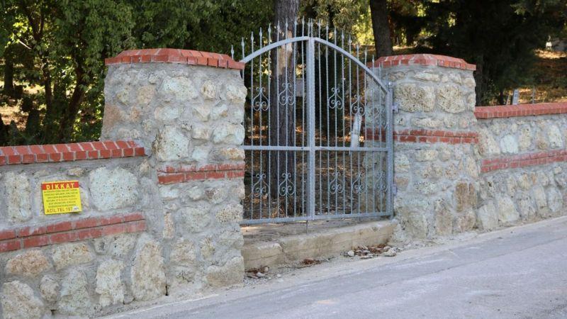 Kırsal mahallelerdeki 17 mezarlıkta çalışma