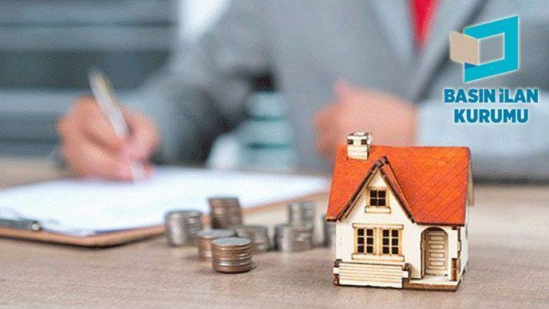 Arsa ve içindeki evler icradan satılacak
