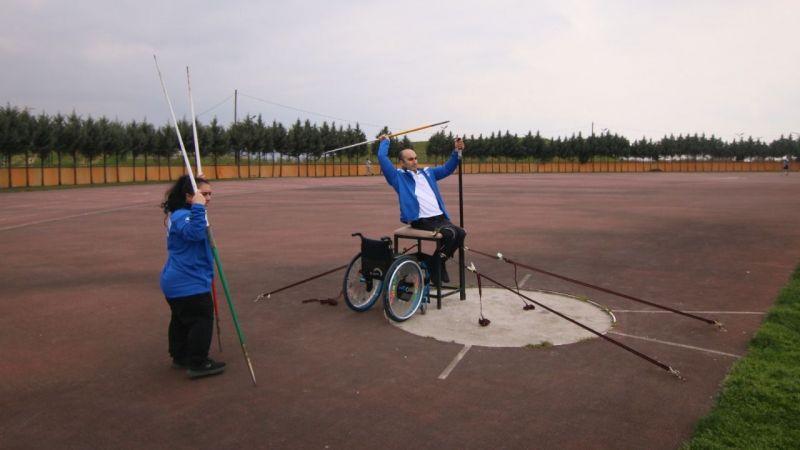 Büyükşehir'in ödüllü projesi başlıyor! Engelleri sporla aşmak için 'Ben de Varım'