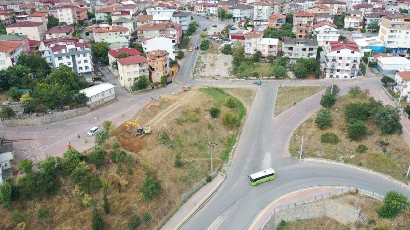 Darıca'da iki önemli cadde birbirine bağlanacak