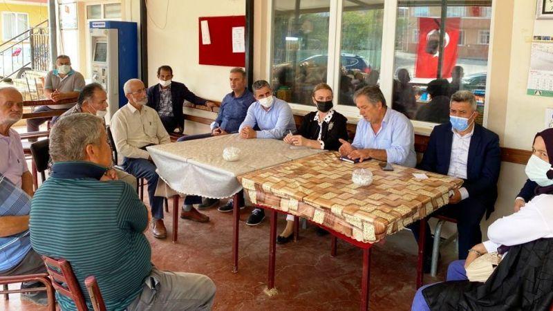 Zeybek'ten kuruculara 'sahaya çıkın' çağrısı
