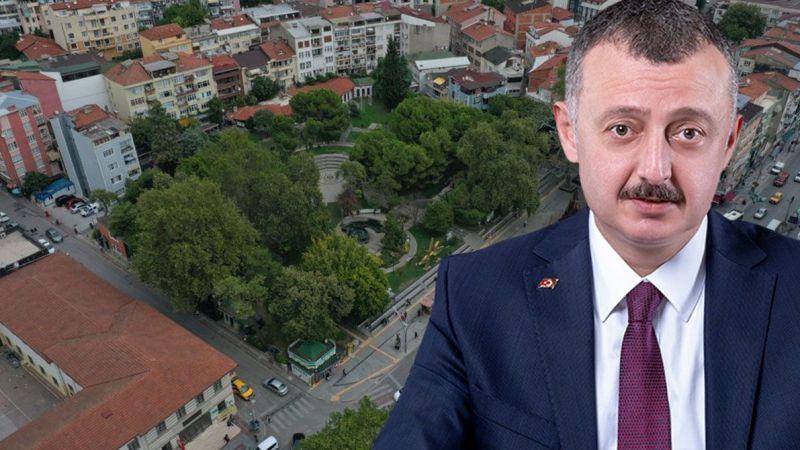 İzmit Belediyesi'ne tekrar tahsis edilmedi! Büyükşehir, Cumhuriyet Parkı projesini 1 ay içinde bitirecek