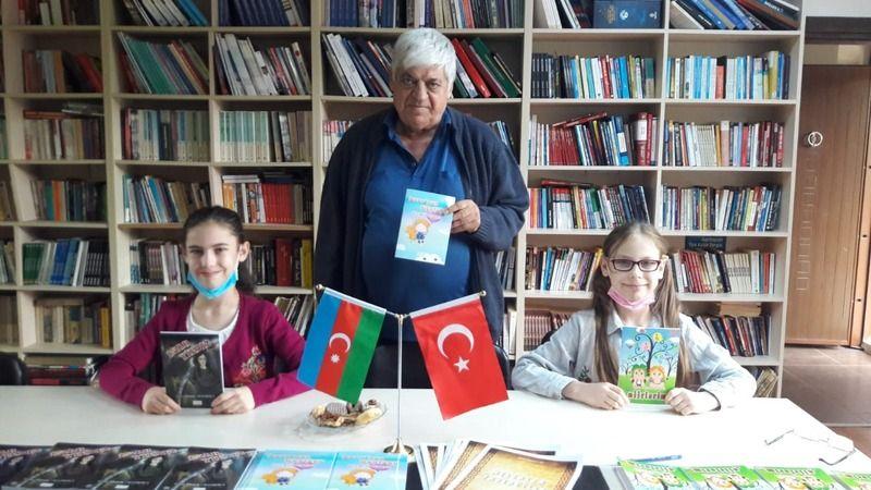 Çocuk yazarlar kitap imzaladı