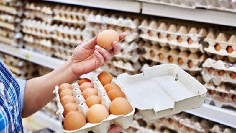 Yumurta fiyatları tırmanışa geçti
