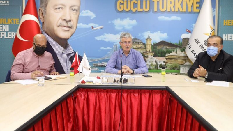 AK Parti'de il danışma meclisinin tarihi belli oldu